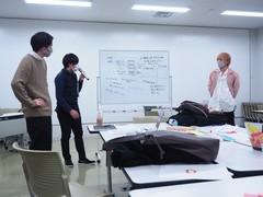 2020年11月29日開催「政策立案シミュレーション・ワークショップ」 (報告者:篠田泰成、D1・物質理工学院応用化学系原子核工学コース、ToTAL1期生) イメージ