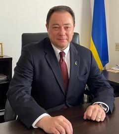 【参加者募集】Global Leadership Cafe #2: 駐日ウクライナ大使 Sergiy Korsunsky氏オンライン講演「Leadership in World Politics」 イメージ