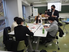 1-day Policy Making Simulation Workshop was held on 6/Dec (reported by: Miho Yanagi, M1, 2020 ToTAL student) *in Japanese