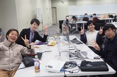Programming Boot Camp/Developing Phase #2 was held on 11-13/Dec. (reported by Takaki Imaizumi, Sho Furubayashi and Takahiro Hasegawa, 2019 ToTAL students) *in Japanese